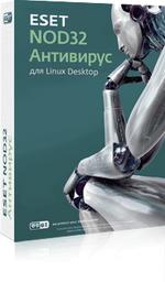 ESET NOD32 4 для Linux Desktop