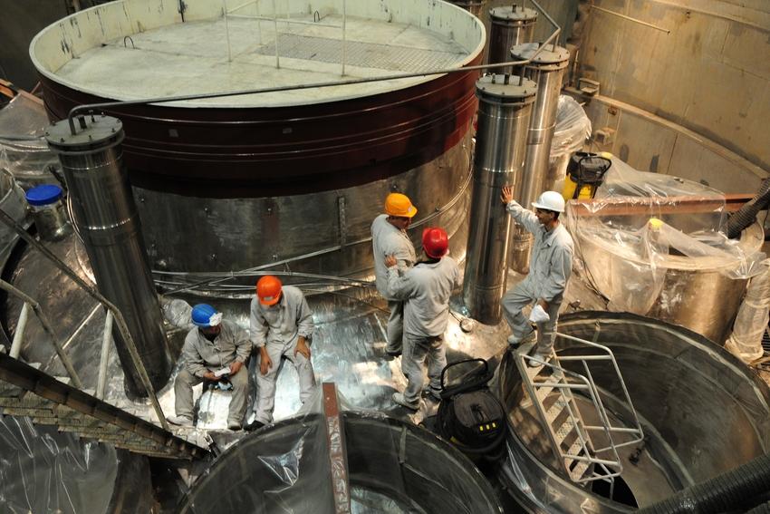 Реактор БН-800