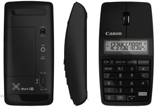 Canon X Mark I Mouse