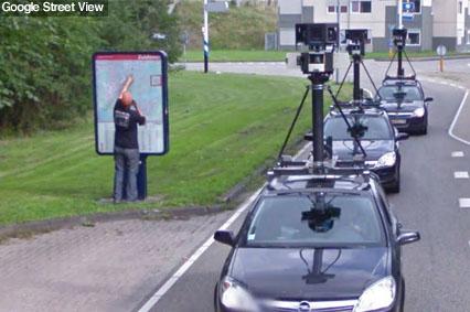 Автомобили без водителя от Google
