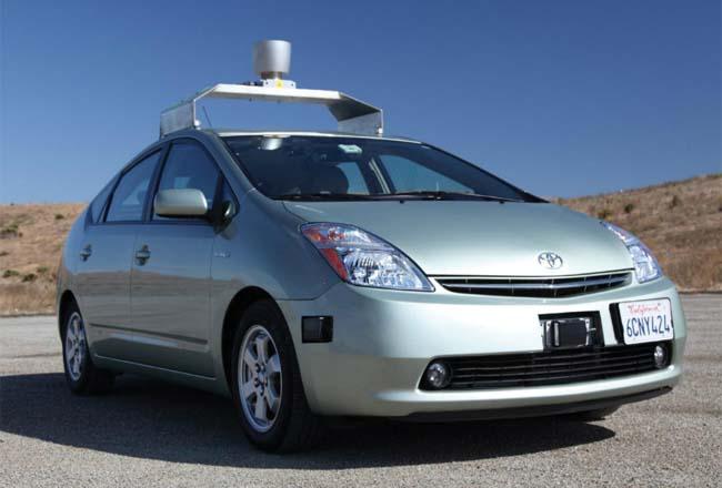 Автомобиль Google